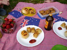 Little Hiccups: Happy Australia Day 2014