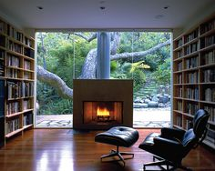 GRIFFIN ENRIGHT ARCHITECTS: Rustic Canyon Residence more photos: http://foter.com/living-room-furniture/