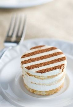 Bite Size Tiramisu dessert recipe   Sweet and delicious Food   Pinter…