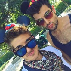 The boooys at Disney