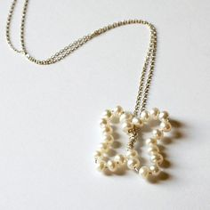 #BUTTERFLY with PEARLS...    repin ..  like ...share :)    $105 Blow out Sale! http://amzn.to/136CkNI