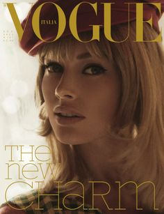Vogue Italy September 2013