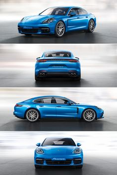 The new #Panamera 4S: Clearly perceived rounded transitions, powerful muscles and a sharpened sports car silhouette emphasise the precision of the new design. Learn more: http://link.porsche.com/panamera-pin-gallery *Combined fuel consumption in accordance with EU 6: 8.2-8.1 l/100 km; CO2 emissions: 186-184 g/km.