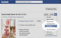 Delete Created Events On Facebook   See more at: http://www.twelveskip.com/tutorials/facebook/251/delete-created-events-on-facebook  #tech #tutorial
