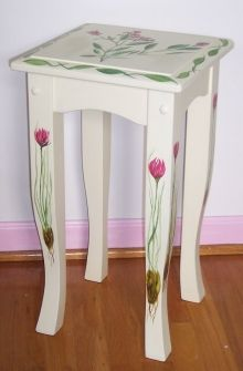 I-Hand Painted Occasional TAbles, Furniture For Children's Rooms ...