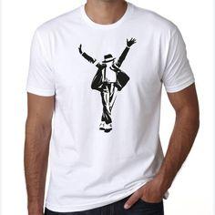 02d75e7e4535 Micheal Jordan Macaulay Culkin Michael Jackson tee shirt