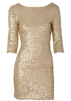 Beautiful sequin dress!
