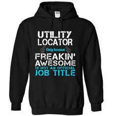 Utility Locator - #bachelorette shirt #sweatshirt chic. CHEAP PRICE => https://www.sunfrog.com/Funny/Utility-Locator-2349-Black-Hoodie.html?68278