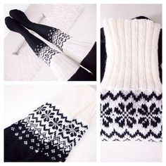 Although black is not my favorite color, these socks became quite buenot! Knitting Wool, Knitting Socks, Hand Knitting, Knitting Patterns, Crochet Socks, Diy Crochet, Woolen Socks, Handicraft, Tuli