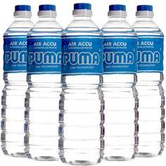 Air Accu PUMA kemasan 1 Liter