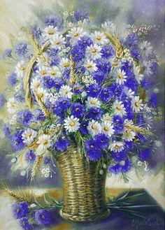 Gallery.ru / Фото #1 - Прекрасная живопись Edith van der Wissel - Anneta2012