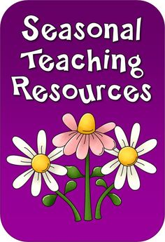 Free Seasonal Teaching Resources in Laura Candler's online file cabinet - recently updated for April