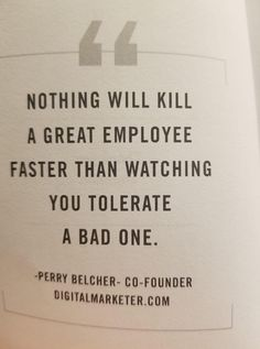 Employee morale is on the mind of many HR leaders & managers alike. We share how you can combat the real causes of low employee morale at your company. Work Memes, Work Quotes, Work Humor, Great Quotes, Quotes To Live By, Quotable Quotes, Wisdom Quotes, Me Quotes, Motivational Quotes