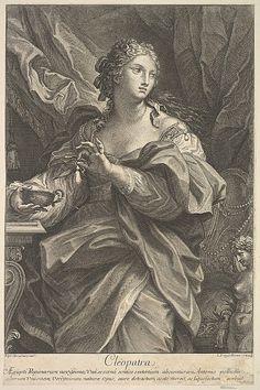 Cleopatra    Johann Jakob Frey the Elder (Swiss, active in Rome 1681–1752)    Date: 1720    The Metropolitan Museum of Art