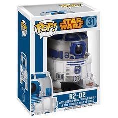 Funko Pop! Star Wars  »R2-D2 31« | Køb nu hos EMP | Masser af Funko Pop! Fanmerchandise  fås online ✓ Stærke priser!