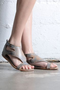 The very popular SOTO sandal