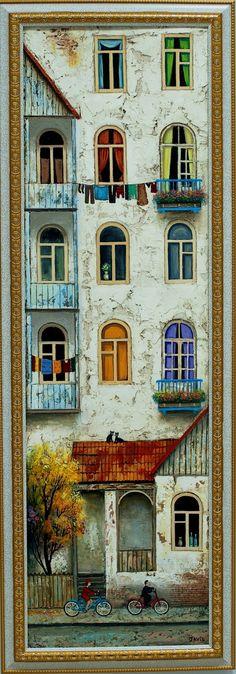 "elinka: "" Childhood by David Martiashvili """