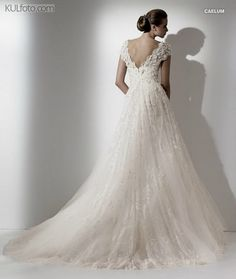 From Elie Saab bridal collection 2012