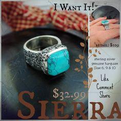 Sierra Ring Size 6 - Inspiranza Designs