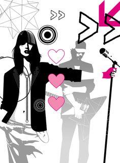 jasper goodall - I love love love his illustrations!
