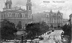 View - grzybowski_square c   Warsaw 1939 Foundation