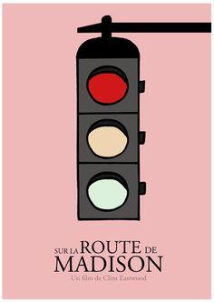 The Bridges of Madison County - Poster Minimalist by JorisLaquittant