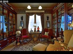 I want to read a romantic, tear jerking Victorian novel in this room.