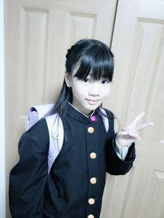 学ラン着てみた♪|YUNAのブログ