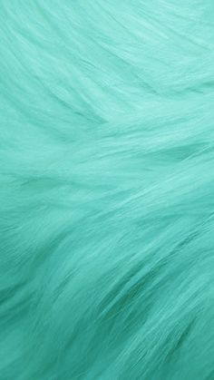 Teal Fur Texture - Tap to see more fluffy wallpapers! - @mobile9