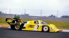 Ayrton Senna's often forgetten one-off drive in a Porsche 956 at the 1984 Nürburgring 1000 Kms