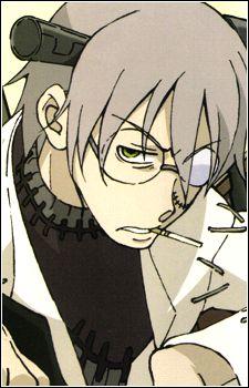 Soul Eater ~~ No cutesy cat ears here! No, a badass screw instead! :: Franken Stein