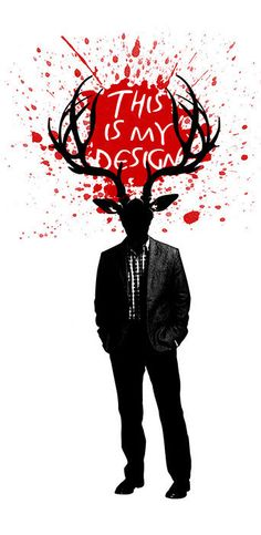 This is my design  Hannibal Tshirt by HLstore on Etsy, $15.00