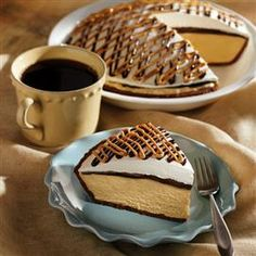 Decadent Peanut Butter Pie - my coworkers hound me to make this for work parties all the time