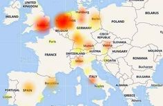 Cosa sta succedendo a Whatsapp? problemi di connessione in Italia ed Europa: è il secondo crollo in 15 giorni WhatsApp non va e sui social scatta l'allarme. E' la seconda volta in due settimane che l'app di messeggistica istantanea di proprietà di Facebook perde colpi lasciando al buio parte del miliardo di  #whatsapp #problemidiconnessione