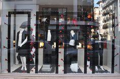 Ensanche Área Comercial Pamplona: diciembre 2012