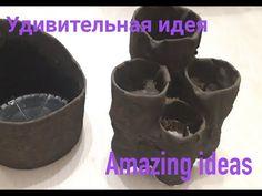 Dog Bowls, Handmade, Amazing, Youtube, Beautiful, Craft, Youtubers, Youtube Movies, Arm Work