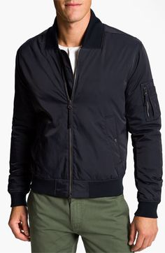 Vince Bomber Jacket available at #Nordstrom