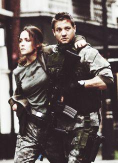 JLR as Sgt. Doyle in 28 Weeks Later