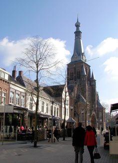 Tilburg - St Dionysiuskerk