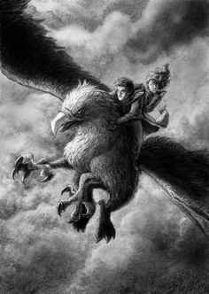 I want a hippogriff