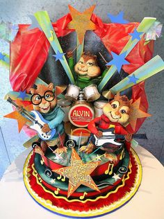 Alvin & the Chipmunks Band