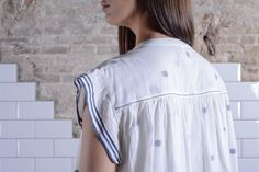 #Summer #premium #dresses🔹 at → www.happ-barcelona.com ← #unique #mediterranean #style #finnest #cotton #embroidered #dress #happbarcelona #conceptstore #lastsales #womenswear #shoponline