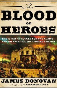 Historian remembers the Alamo in 'Blood of Heroes' http://usat.ly/JQ1aZ5