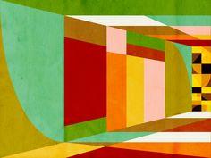 PERSPECTIVE 02 » Alexandre Reis #urbanarts #urbanartswall #arte #art #popart #poster #canvas #design #arq #decor #homedecor #homestyle #artdecor #wallart #arquitetura #architecture