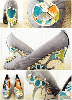 Wedge Shoe REdo!
