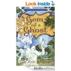 Amazon.com: Gem of a Ghost (A Ghost of Granny Apples Mystery) eBook: Sue Ann Jaffarian: Books