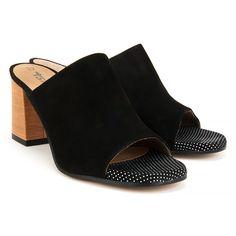 Sandaly Tamaris 1 27221 38 001 Black Sandaly Na Obcasie Sandaly Buty Damskie Filippo Pl Heels Mule Shoe Shoes