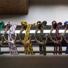 Miansai Hook Rope Bracelets