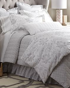 lovely light #grey Alessia Bedding http://rstyle.me/n/g9a4zr9te