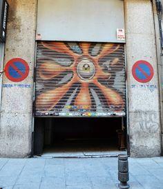 Calle Arlaban. Barrio de Sol. Madrid 2015